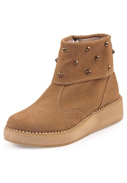 Bota Beige de Widelan Children